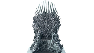 Thermochromic Ink Heats Up Game of Thrones Marketing Campaign